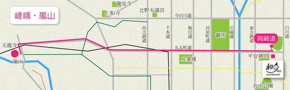 嵯峨・嵐山